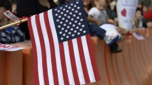 American Flag: Pride in America