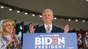 Joe Biden on the Campiagn