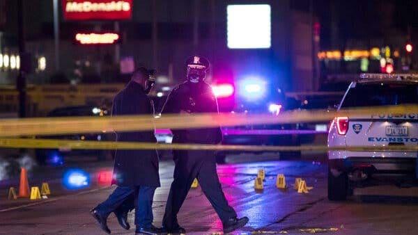 Chicago Crime 2021