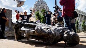 Columbus Statues Erasing History