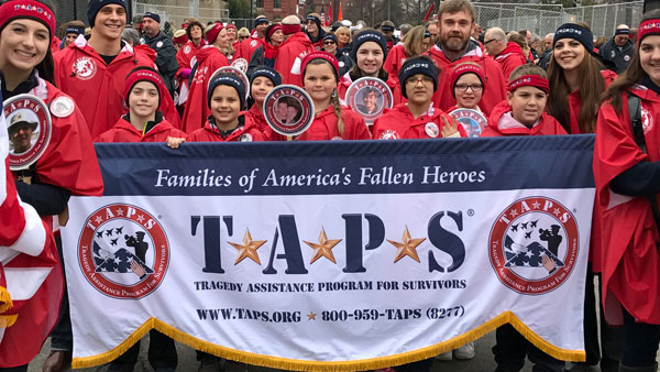 Tragedy Assistance Program for Survivors (TAPS) Charity of the Month Gingrich Foundation