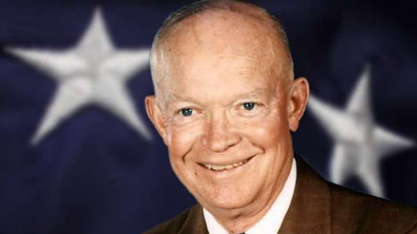 Dwight D. Eisenhower Newt's World Podcast