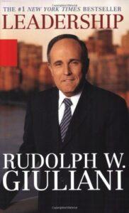 Rudy Giuliani Leadership