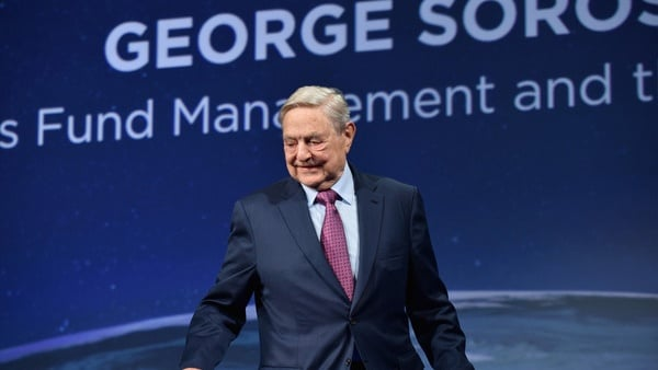 George Soros Newt's World Podcast