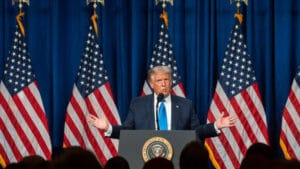 Newt Gingrich President Trump Sets the Stage for the Big Choice
