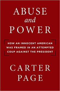 Abuse of Power Carter Page