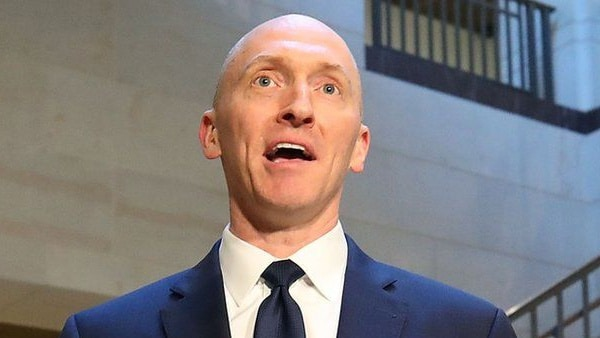 Abuse of Power Carter Page Newt's World Podcast