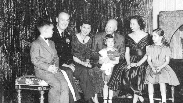 Dwight D. Eisenhower and Family Newt's World Podcast