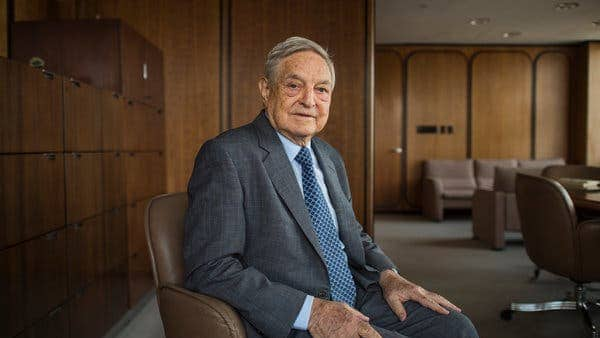 George Soros Newt Gingrich Newt's World Podcast