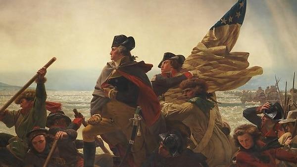 Newt Gingrich Audio: Kevin McCarthy: Washington Crossing Delaware