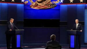 Biden in His Own Words: A Debate to Forget