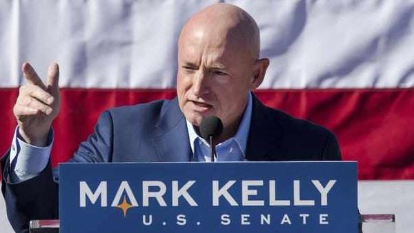Mark Kelly Hunter Biden China Influence Newt Gingrich