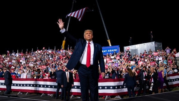 Trump Rally Newt's World Podcast