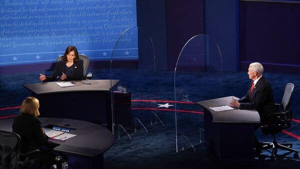 2020 Vice Presidential Debate Newt's World Podcast