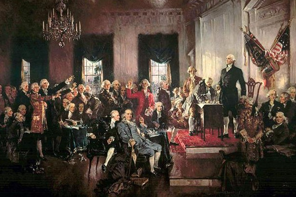Newt's World Podcast Follow the Constitution on Election Results