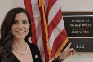 Nancy Mace Newt Gingrich Women Winning