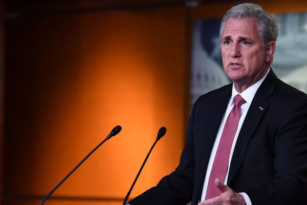 Gingrich 360 Poll Results: How would you rate Kevin McCarthy as a Republican House leader?