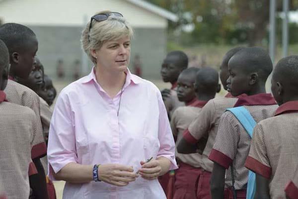 SISTER ORLA TREACY SOUTH SUDAN LORETO SCHOOL Newt's World Podcast