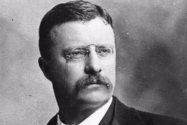 Teddy Roosevelt Newt's World Podcast