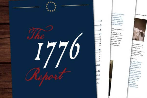 What Exactly is the 1776 Report?