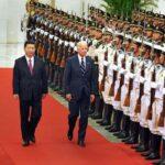Aaron Kliegman Biden vs. China: And so it Begins
