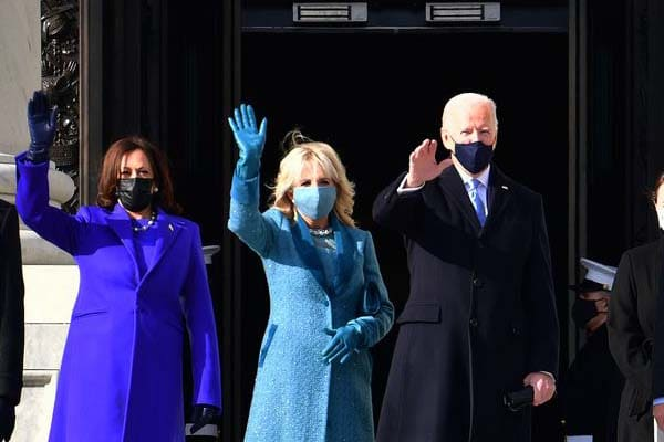 Joe Biden Inauguration CJ Pearson Podcast