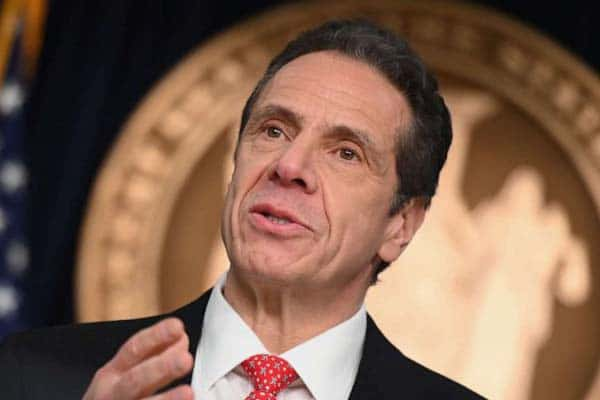 Cuomo's Playbook: When Pointing Fingers Doesn't Work, Raise Taxes