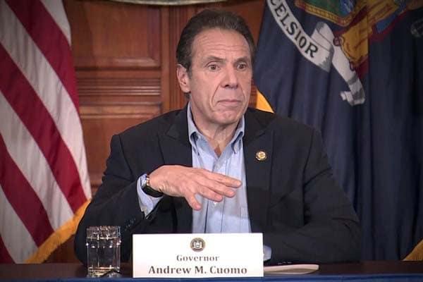 Governor Cuomo Turns on Biden