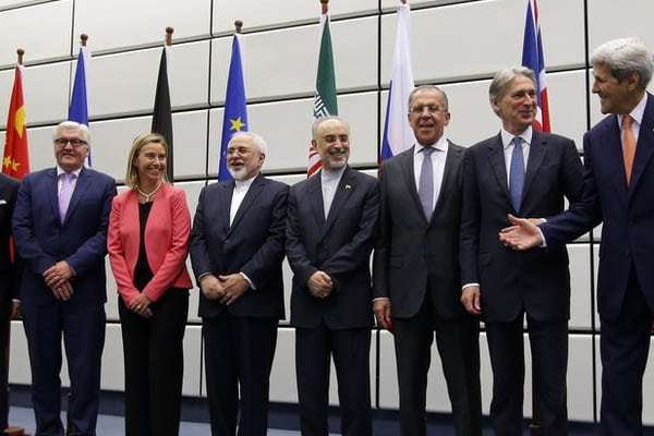 Aaron Kliegman The Madness of Reviving the Iran Deal