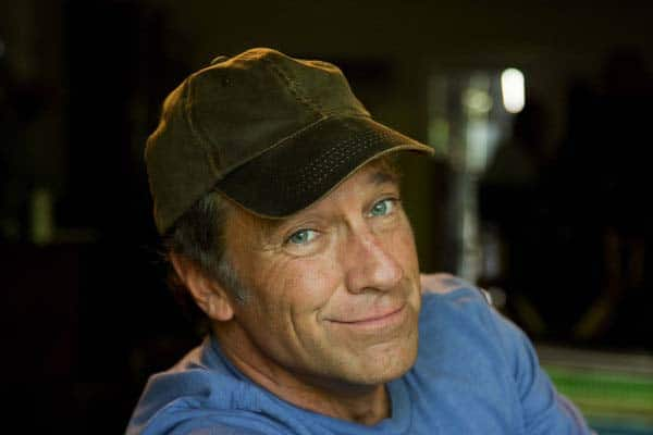 Mike Rowe Newt's World Podcast