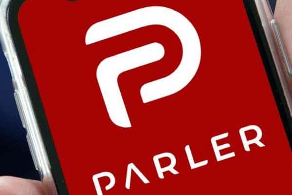 Parler Censorship Newt's World Podcast