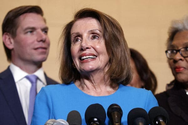 Newt Gingrich Audio Update: Nancy Pelosi's New Impeachment should be a Dead End