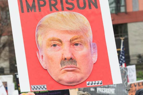 Aaron Kliegman Everyone Needs to Stop the Nazi Comparisons