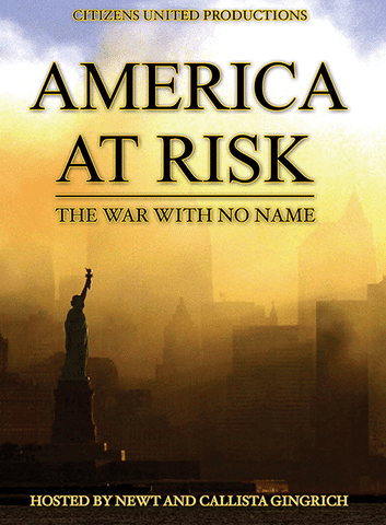 America at Risk by Newt and Callista Gingrich DVD