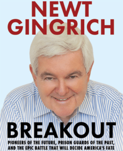 Breakout - Updated Edition by Newt Gingrich