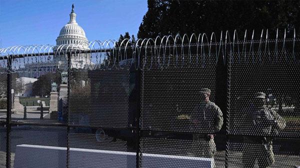 Speaker Pelosi, Take Down the Capitol Fence