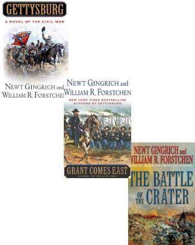 The Civil War Collection Newt Gingrich