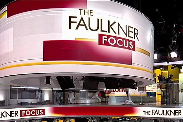 Newt Gingrich on the Faulkner Focus | February 10, 2021