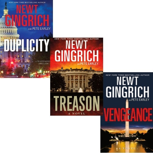 The Fiction Collection 1 by Newt Gingrich