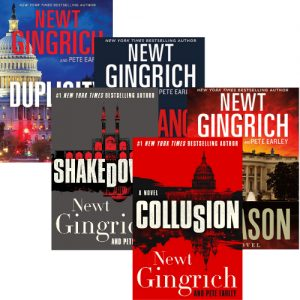 The Complete Fiction Collection Newt Gingrich