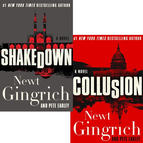 The Fiction Collection 2 by Newt Gingrich