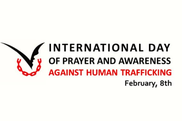 Callista L. Gingrich Join in the 7th International Day of Prayer and Awareness against Human Trafficking