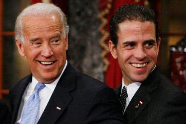 Hunter Biden is No Longer Hiding from the Press