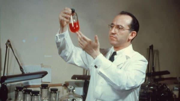 Dr. Jonas Salk Newts World Podcast