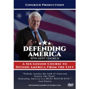 Defending America with Newt Gingrich