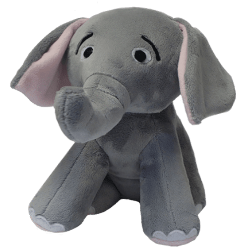 Ellis the Elephant Plush Toy Callista Gingrich