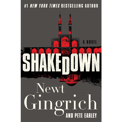 Shakedown by Newt Gingrich