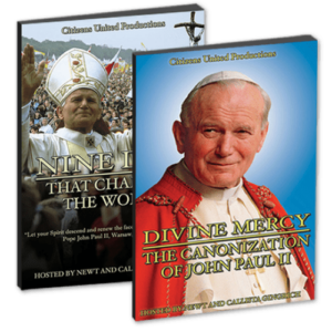 Saint John Paul II Collection Newt and Callista Gingrich