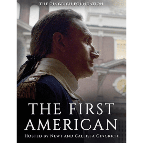 The First American Newt and Callista Gingrich DVD