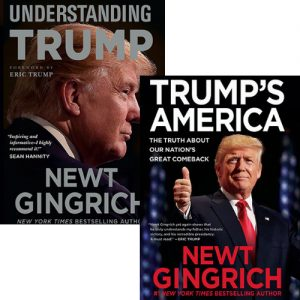 The Trump Collection 1 by Newt Gingrich